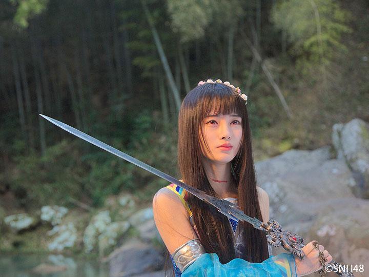 SNH48《缘尽世间》-《魔天记》主题曲MV